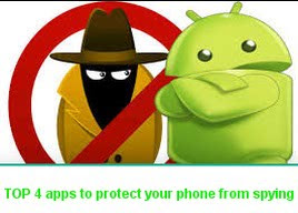 protect your phone from spying