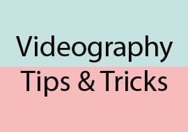 Videography Tips for Beginner to Advance Videographer -Editing Spot