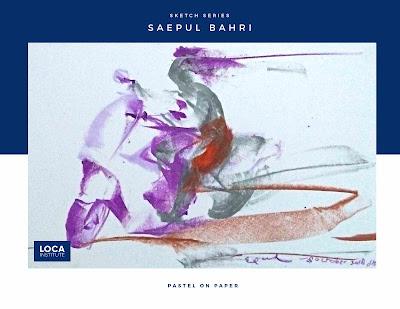 Karya saepul bahri sketch 2
