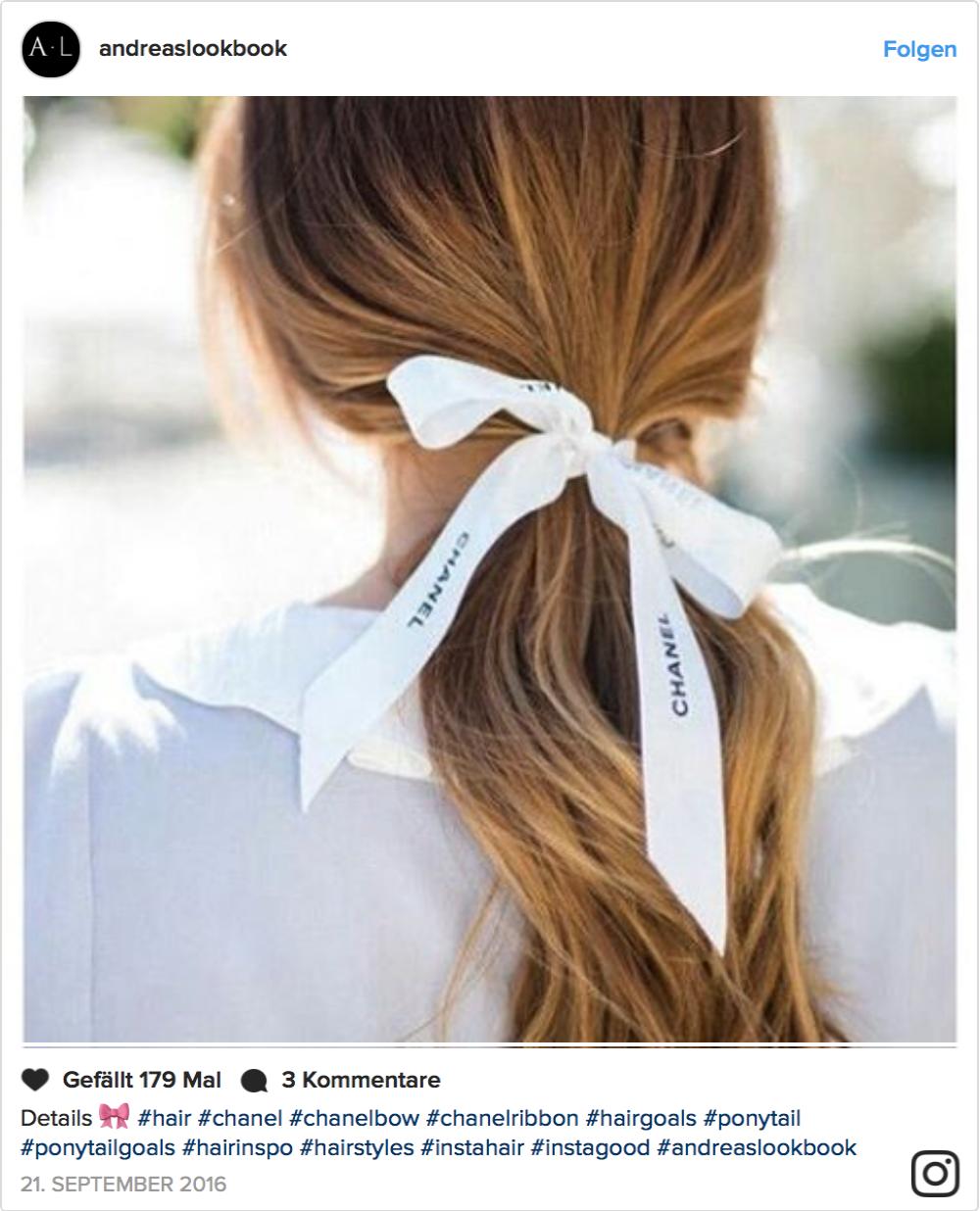 Instagram Trend Mit diesem Profi-Trick trägst du jeden Tag Chanel – und es kostet dich fast nichts!