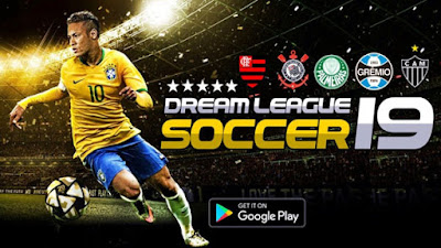 Dream League Soccer 2019 MOD APK+DATA Unlimited Money
