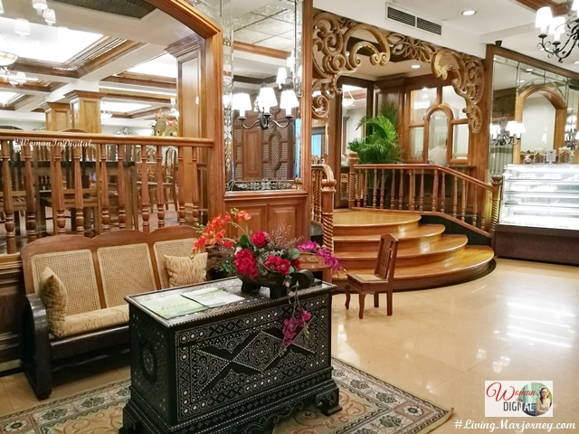 elegant interior at The Legend Villas hotel