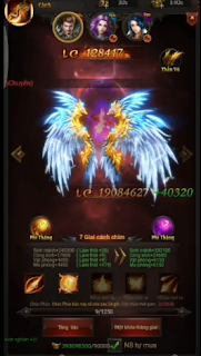 Game H5 Ma Kiếm Việt Hóa Free VIP10 + 600.000.000KNB Train Rớt KNB   App tải game Trung Quốc