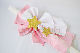 set baptisis me thema neraida asterakia xruso roz veraman