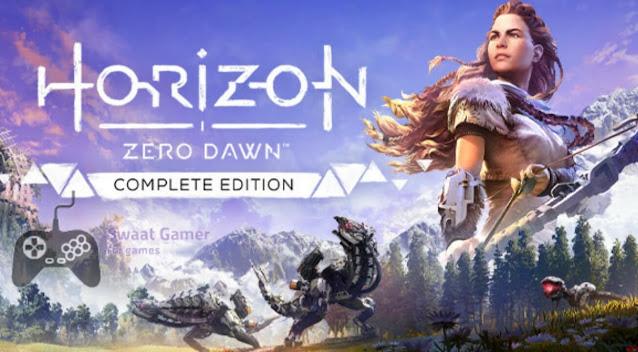 تحميل لعبة horizon zero dawn للكمبيوتر مجانا