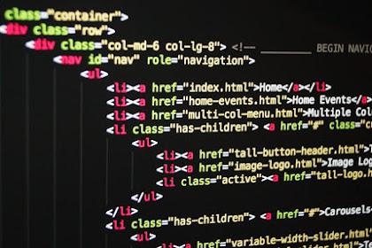 3 Versi Layout template template blogspot dari masa ke masa