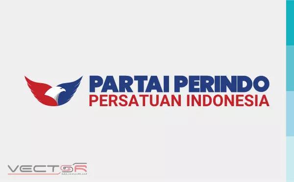 Partai Perindo (Partai Persatuan Indonesia) 2021 Secondary Logo - Download Vector File SVG (Scalable Vector Graphics)