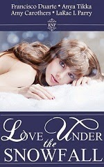 http://www.amazon.com/Love-Under-Snowfall-Francisco-Duarte-ebook/dp/B00AWDSWEQ/ref=la_B00DDTGREI_1_6?s=books&ie=UTF8&qid=1398709975&sr=1-6