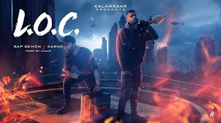 L.O.C. Rap Song Images By Karma