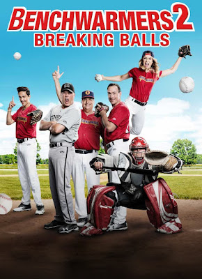 The Benchwarmers 2: Breaking Balls [2018] [DVD] [R1] [NTSC] [Latino]