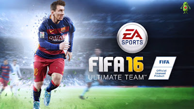 FIFA 16 Ultimate Team Latest Version (3.2.113645) APK Free Download For Android