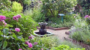 Cuatro (siglos) jardines en el Museo Geffrye de Londres