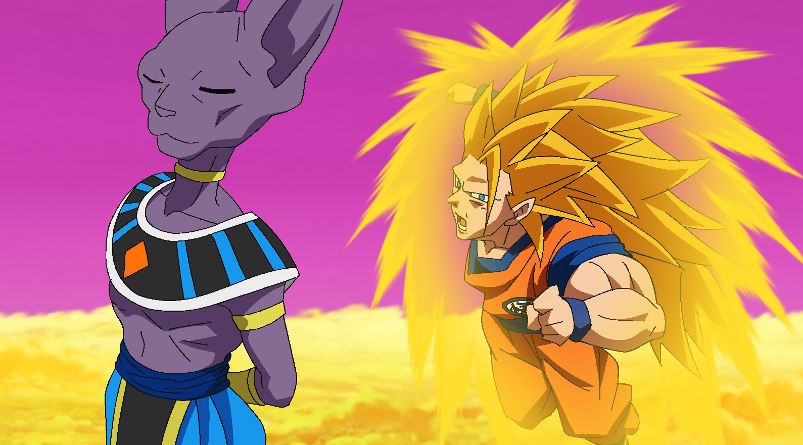 Sfondi Dragon Ball Super