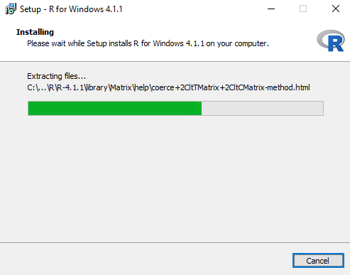 How to download R and install Rstudio on Windows 10