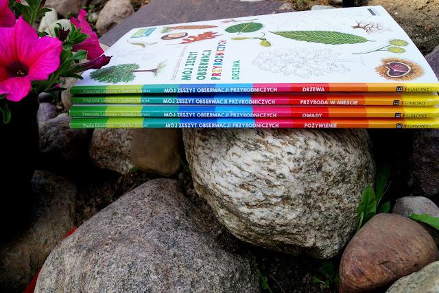 Mój zeszyt obserwacji przyrodniczych- hity dla małych przyrodników