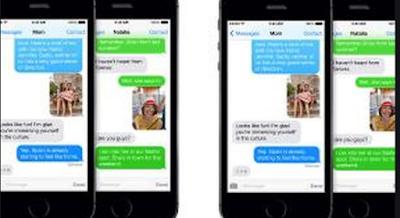 Cara Mengirim Pesan MMS Di iPhone