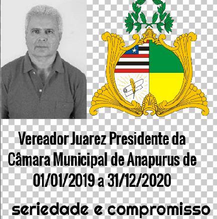 Oposição derrota Vanderly Monteles e Juarez Oliveira é eleito o novo presidente da Câmara Municipal de Anapurus.