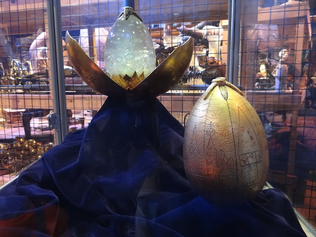 The Warner Bros. Studio Tour: Triwizard Egg