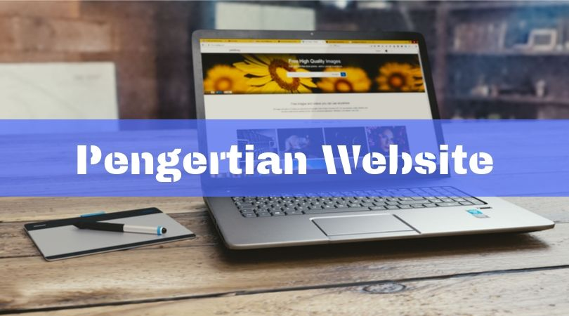 Pengertian website