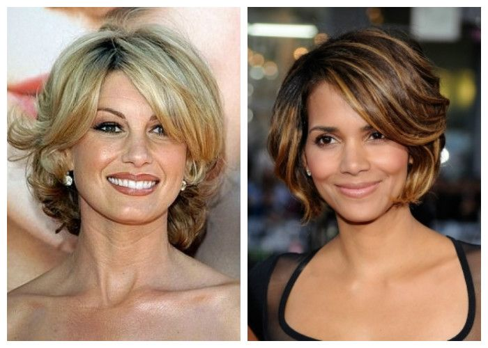 Haircuts for women 40 years old: fashionable styling
