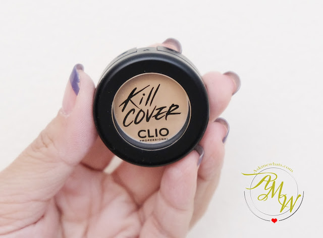 a photo of CLIO Kill Cover Pro Pot Concealer Review