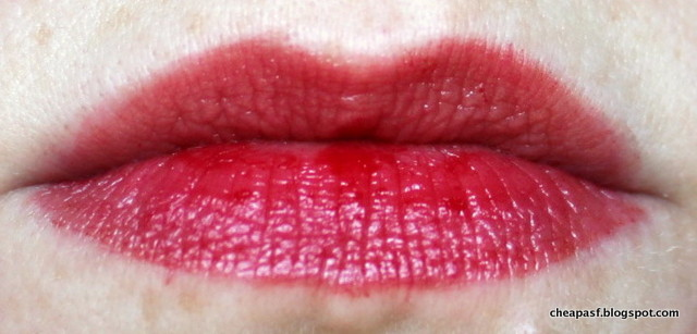 e.l.f. Essential Lip Stain in Crimson Crush