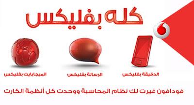 Flex-Vodafone-Egypt-Services