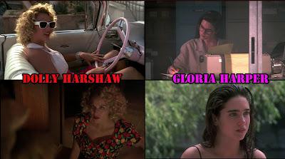 Virginia Madsen, Jennifer Connelly - The Hot Spot (1990)