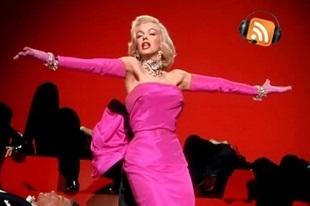 Los caballeros las prefieren rubias (1953) - Cine para invidentes
