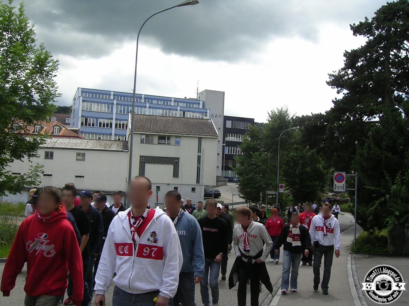 Stuttgart St Gallen