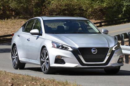 2021 Nissan Altima Review, Specs, Price