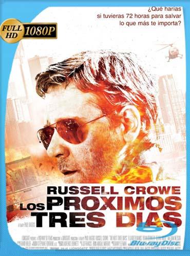 Los Próximos Tres Días (2010)HD [1080p] Latino [GoogleDrive] SilvestreHD