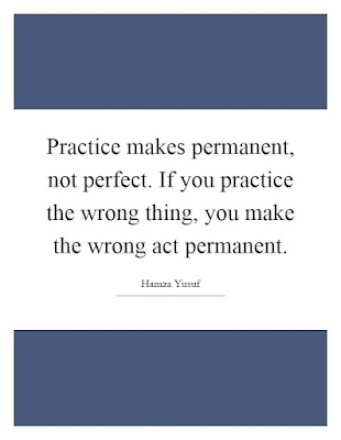 Practice Makes Permanent Quotes