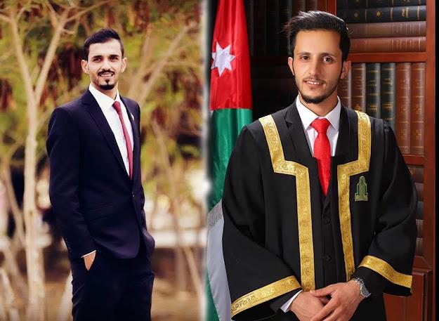 محمود عمر الخالدي ... مبروك التخرج