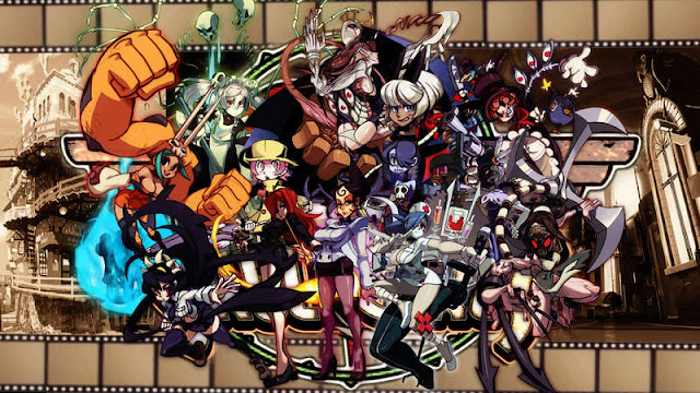 Skullgirls Build 20170124 Incl 7DLCs