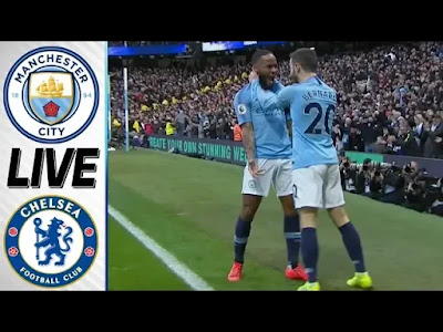 Manchester City vs Chelsea 4-0 Football Highlights and Goals 2019
