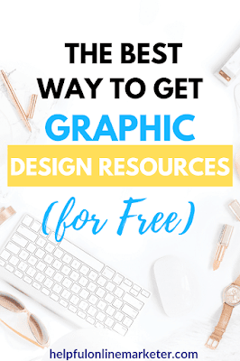 Get Graphic Design Resources for free