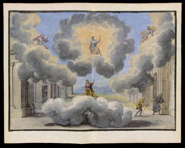 Designs for the Ballet Royal de la Nuit (1653)