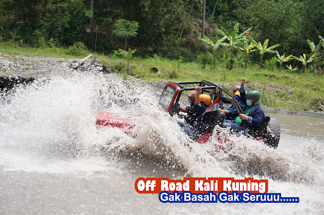 Off Road kali kuning