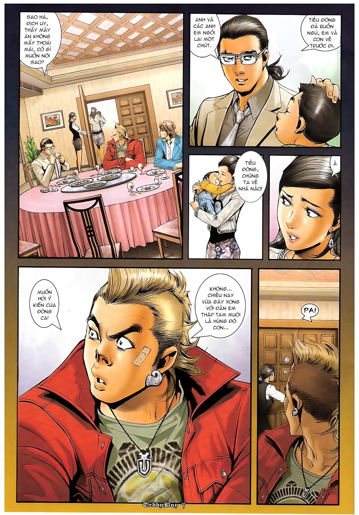 Người Trong Giang Hồ - Chapter 1265: Bát vàng rửa tay - Pic 6