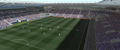 PES 2019 Cardiff City Stadium by Orsest