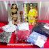 Estação lingerie, resenha dos presentes de Natal enviados pela loja