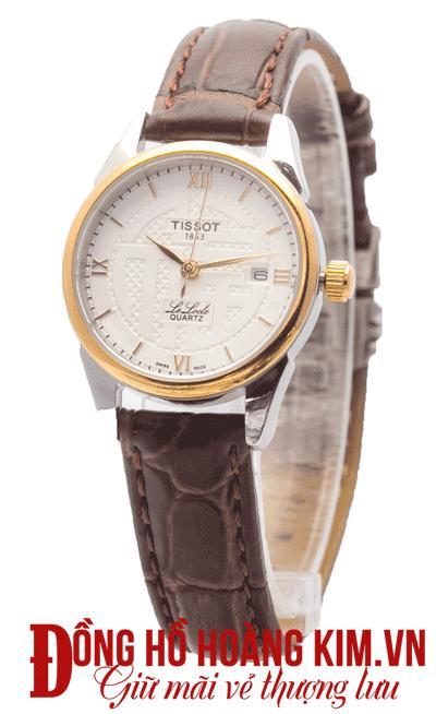 đồng hồ tissot nữ mới về giá rẻ