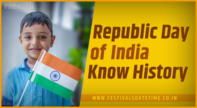 Republic Day in India - Know The History of Republic Day