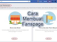 Cara Mudah Membuat Fanspage ( Halaman Facebook ) PC dan Android