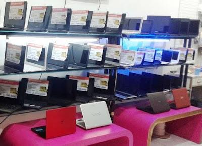 info jual beli kredit laptop bekas daerah Malang dan Batu