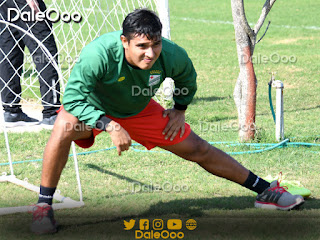 José Alfredo Castillo trabaja para recuperarse de su lesión - Oriente Petrolero - DaleOoo