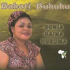 Bahati Bukuku - Mbeba Maono