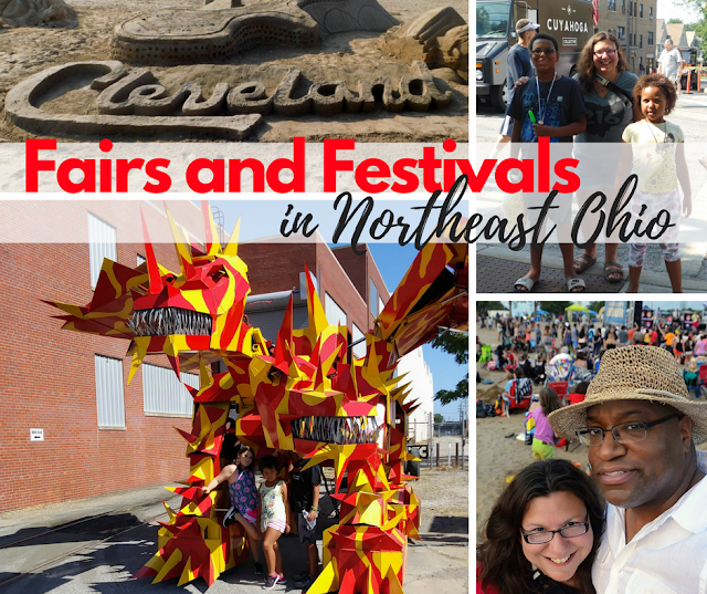 Festivals and Fairs in Northeast Ohio 2018