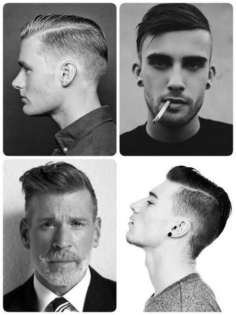Model Potongan Gaya Rambut Barbershop Terbaru Lagi Ngetrend